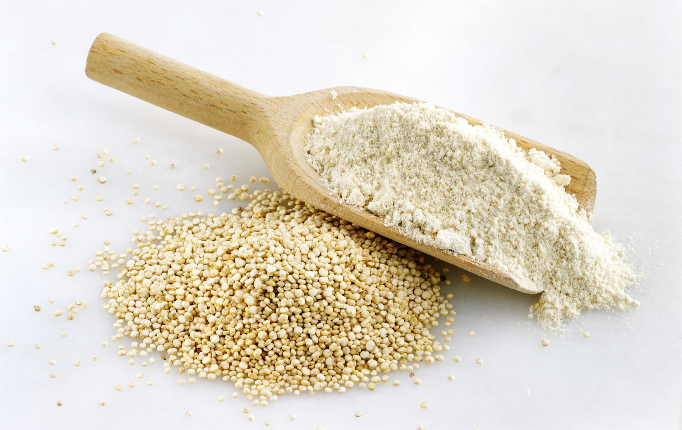 Organic flour - quinoa 1kg - Farm Fresh Organics