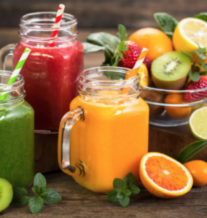 Juice & Fruit Drinks